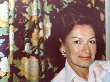 Mema in 1975