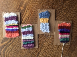 kids' weaving progects